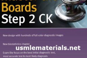Usmle materials fantastic educational website that interested in master the boards usmle step 2 ck 4th edition 2017 pdf fandeluxe Choice Image