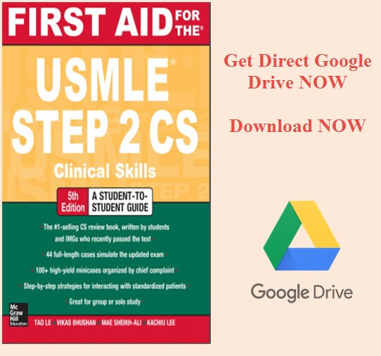 😍 Usmle world step 2 cs cases free download | First Aid for