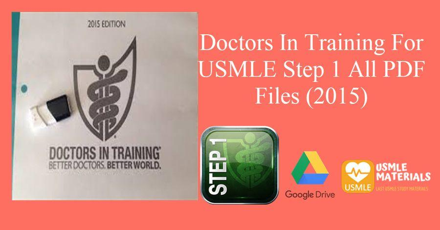 Usmle Step 1 First Aid 2015 Pdf