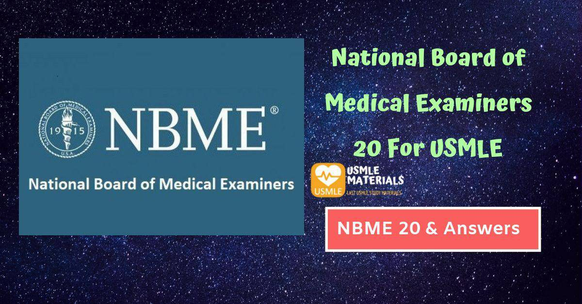 Nbme 15 answers download