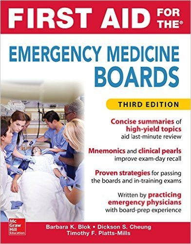 Download First Aid for the Emergency Medicine Boards 3rd